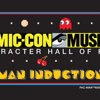 Pac-Man To Be Inducted Into Comic-Con Museum Character Hall Of Fame