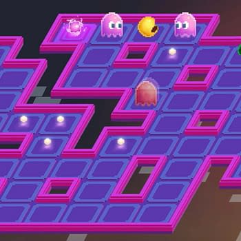 Pac-Man Waka Waka Is First Voice-Activated Title In The Series