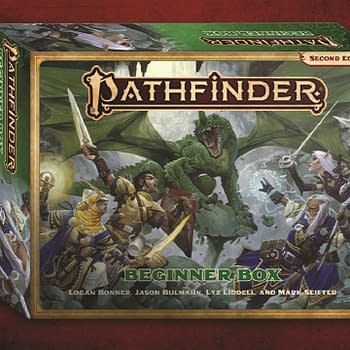 Paizo Reveals A New Beginner Box For Pathfinder