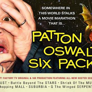Patton Oswalt Hosts Movie Marathon On Shout Factory TV Tomorrow