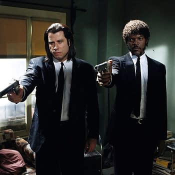 Pulp Fiction: John Travolta Samuel Jackson Reunite for Capital One Ad