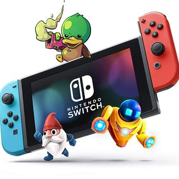 QubicGames Revealed Multiple Games Coming To Switch