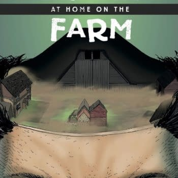 Frank at Home #1 Review: