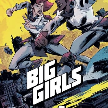 Big Girls #4 Review: A Nuanced Exploration By Jason Howard