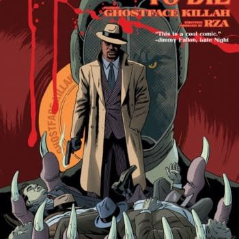 Black Mask Releases RZA & Ghostface Killah's 12 Reasons to Die Trade