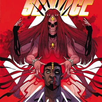 Shadow Service #3 Review: A Bit Exposition-Heavy For a Third Issue