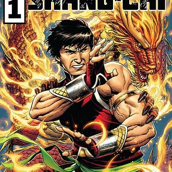 Shang-Chi #1 Review: An Impossibly Corny Debut Issue