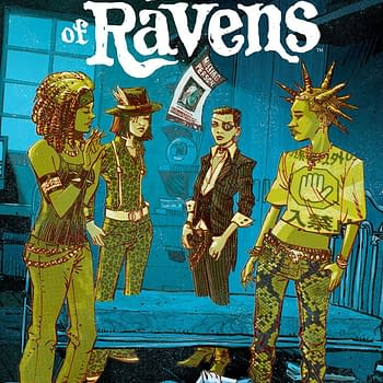 An Unkindness of Ravens #2 Review: Easily BOOM Studios Best Title