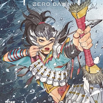 Horizon Zero Dawn #3 Review: Best HZD Issue Yet