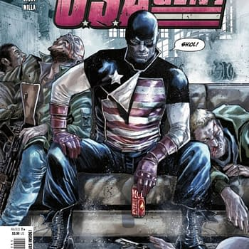 U.S.Agent #1 Review: Can Christopher Priest Redeem John Walker