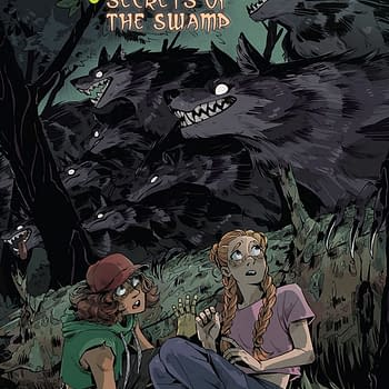 Goosebumps: Secrets of the Swamp #2 Review: Yes Theyre Werewolves