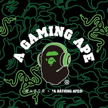 Razer Partners With A Bathing Ape For A New Line Of Products