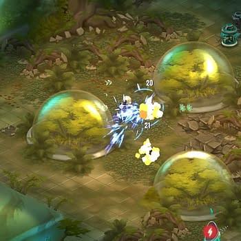 Super.com & Orbit Games Announces New Action-Puzzler Retro Machina