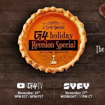 G4 Holiday Reunion Special Set: Munn Pereira Sessler Webb &#038 More