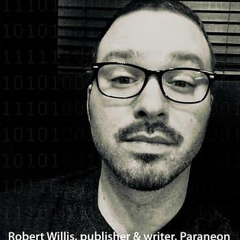 Cyberpunk Comes To Life In Comics From Hacker Robert Willis Paraneon