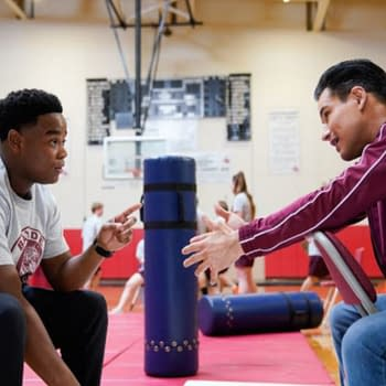 Saved by the Bell: Dexter Darden Talks Devante Breaking Stereotypes