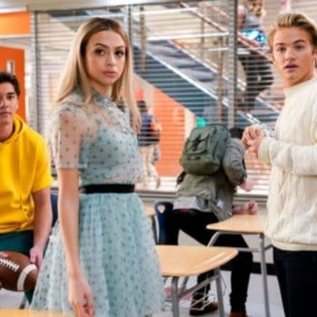 Saved by the Bell Sequel S01 Balances True Ensemble w/ Full Characters