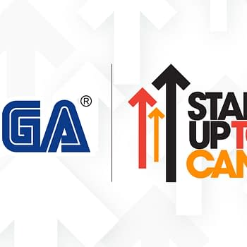SEGA Partners With Stand Up To Cancer For Livestream Charity Event