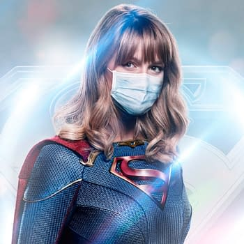 Supergirl S06: David Harewood Hits Blue Steel Martian Super Models