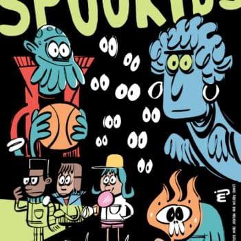 Marc Jackson's Spookids, Now A Monthl;y Co