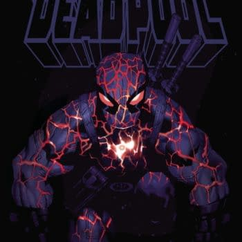 The cover to Deadpool #8