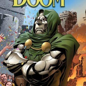 Marvel Cancels Doctor Doom Comic Book In December