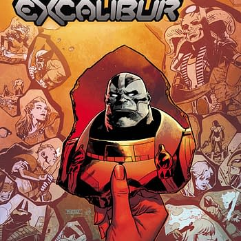 The Final Battle of X of Swords Begins in Excalibur #15 [XH]