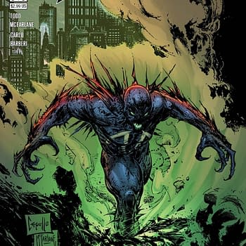 Spawn #313 Introduces Plague Spawn In December