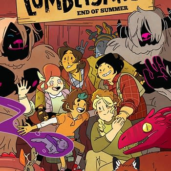 Will Lumberjanes: End of Summer #1 Beat Issue #75 73% Bump