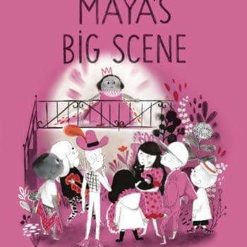 Isabelle Arsenault Shows Off Maya's Big Scene