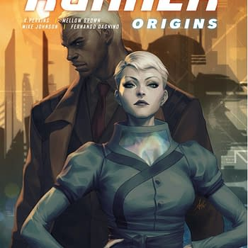 2009 Origins of Blade Runner in Titan Comics February 2021 Solicits