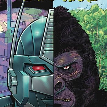 Transformers Beast Wars in IDW February 2021 Solicits
