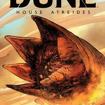 Overstreet And Dune Got Second Printings