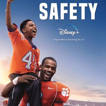 Disney Sports Film Safety Has A Trailer Film Hits Disney+ Dec. 11th
