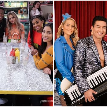 Saved by the Bell: Peacock Shares 2 New Sequel Series Images