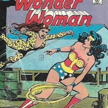 Obscure Comics: The Secret Origin of Wonder Woman #1
