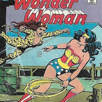 Obscure Comics: The Secret Origin of Wonder Woman #1
