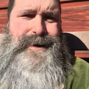 Mick Foley addresses the nation one day before the election.
