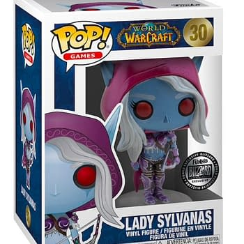 Blizzard Unveils Exclusive World of Warcraft and Overwatch Funko Pops