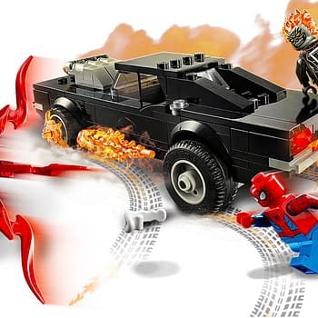 Spider-Man and Ghost Rider Fight Carnage in New LEGO Set Plus More