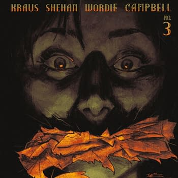 The Autumnal #3 Review: Stephen King By Way of Ari Aster