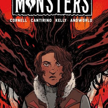 I Walk With Monsters #1 Review: Looking For A Way In