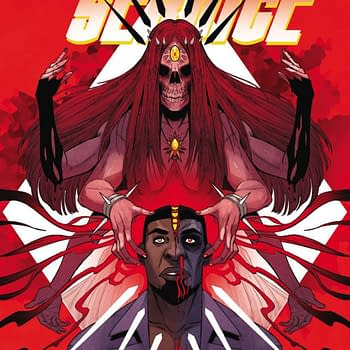 Shadow Service #4 Review: An Urban Fantasy With Creative Use Of Magic