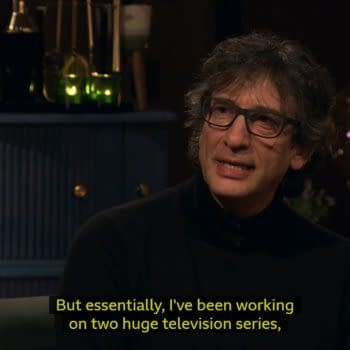Three Neil Gaiman Projects To Film In Scotland, Two From His Books