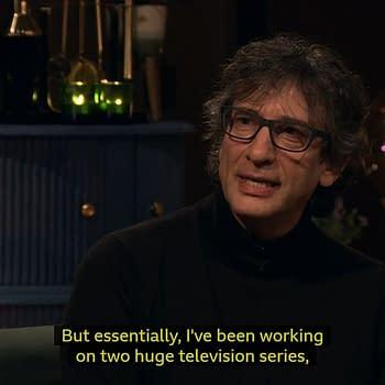 Two Huge New Neil Gaiman TV Series To Film In Scotland In 2021