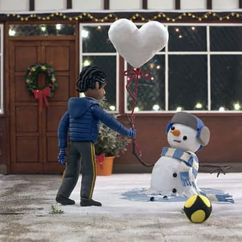 John Lewis Uses Eight Different Animation Houses For Christmas TV Ad