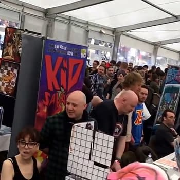 Walking Around A Half-Decade Of Thought Bubble Comic Art Festivals