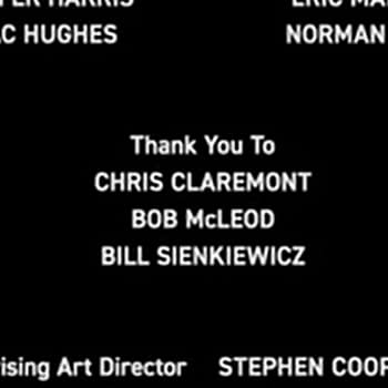 Bob McLeod Gets A Changed Credit In New Mutants