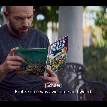 Brute Force Comics Boom On eBay After Marvel 616 Paul Scheer Episode