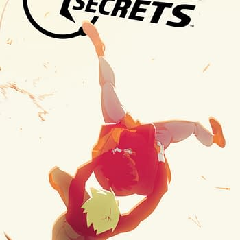 The Seven Secrets #3 Secret Variant So Secret Almost No One Saw It